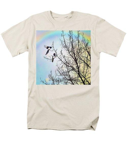 Two For Joy #nurseryrhyme Men's T-Shirt  (Regular Fit) by John Edwards