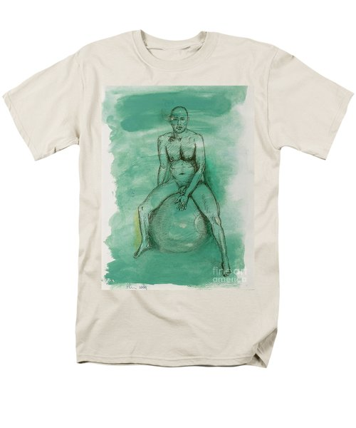 Under Pressure Men's T-Shirt  (Regular Fit) by Paul McKey