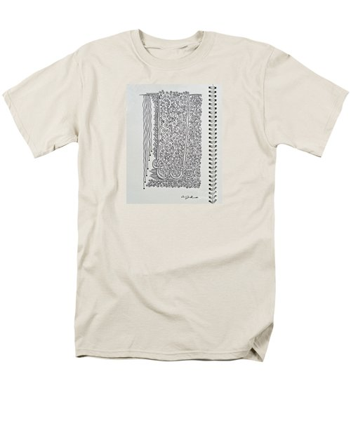 Sound Of Underground Men's T-Shirt  (Regular Fit) by Fei A