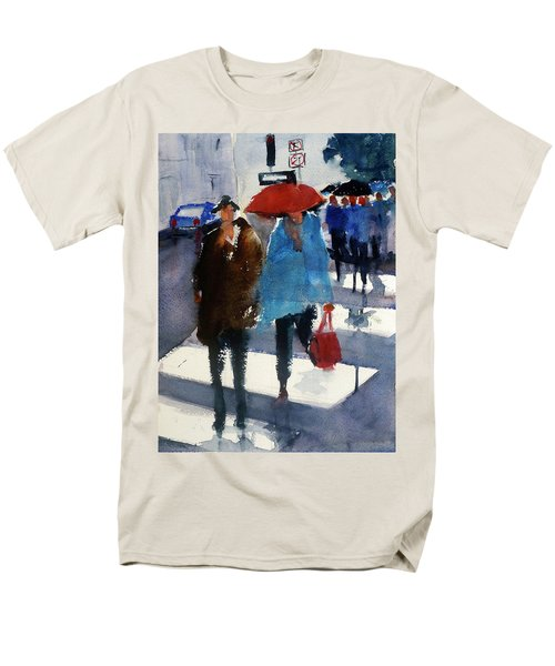 Union Square9 Men's T-Shirt  (Regular Fit) by Tom Simmons