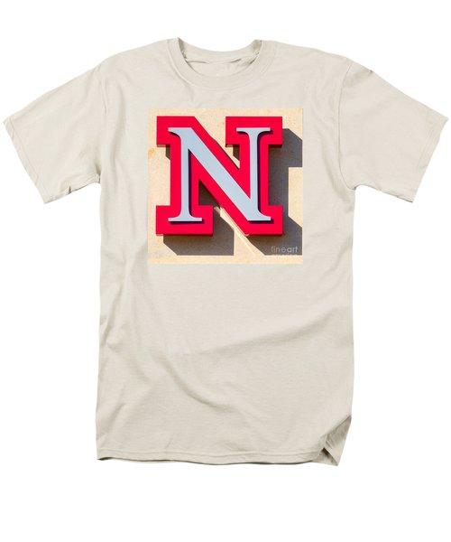 UNL Men's T-Shirt  (Regular Fit) by Jerry Fornarotto