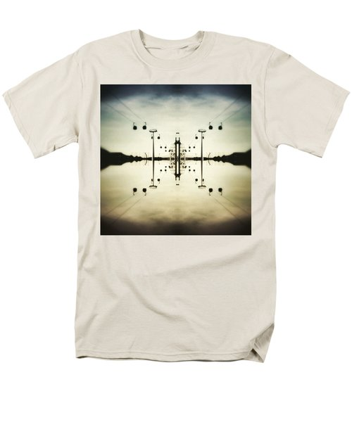 Up In The Sky Men's T-Shirt  (Regular Fit) by Jorge Ferreira