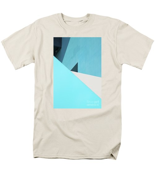 Men's T-Shirt  (Regular Fit) featuring the photograph Urban Abstract 3 by Elena Nosyreva