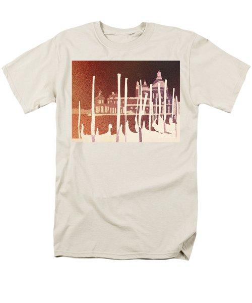 Venice Reversed Men's T-Shirt  (Regular Fit) by Ryan Fox