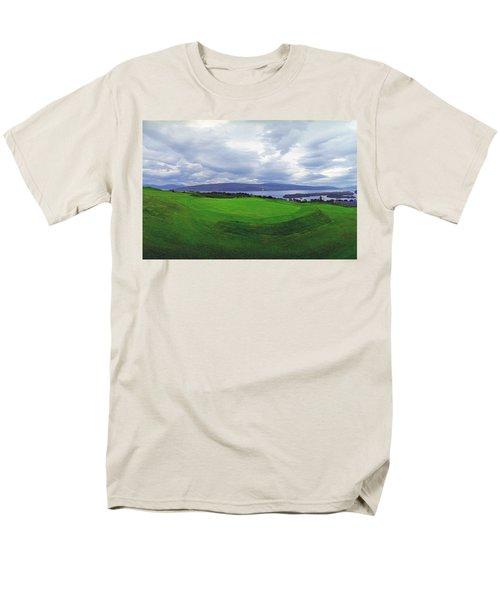 Views Of The Seas Men's T-Shirt  (Regular Fit) by Jan W Faul