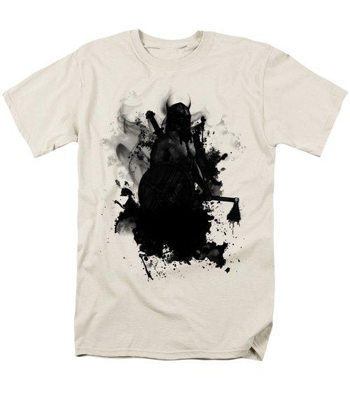 Viking Men's T-Shirt  (Regular Fit) by Nicklas Gustafsson