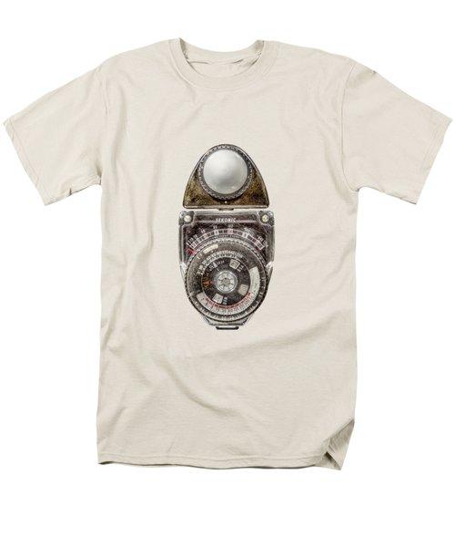 Vintage Sekonic Deluxe Light Meter Men's T-Shirt  (Regular Fit) by YoPedro