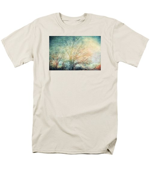 Waiting For Rain Men's T-Shirt  (Regular Fit) by Michele Cornelius