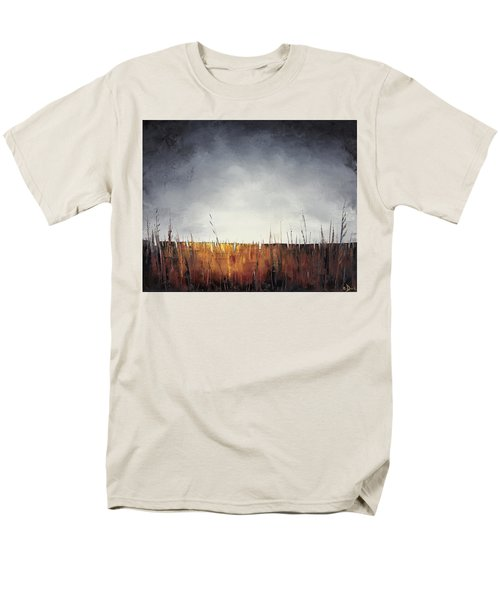 Walking, I Am Listening To A Deeper Way Men's T-Shirt  (Regular Fit) by Carolyn Doe