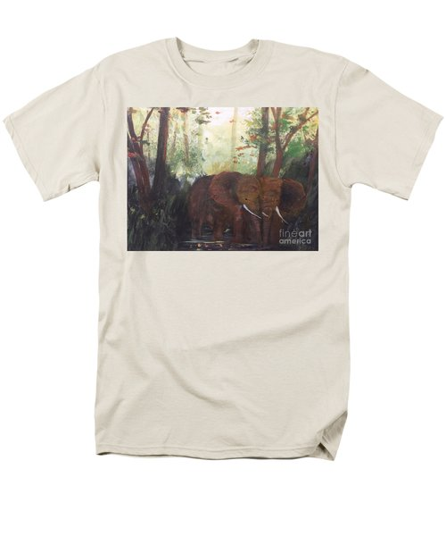 We Two Men's T-Shirt  (Regular Fit) by Trilby Cole