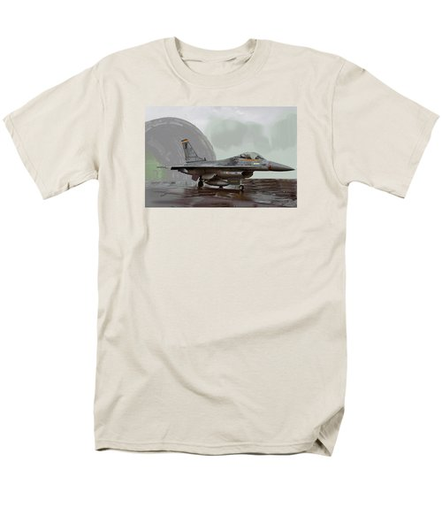 Weather Day 1274 Men's T-Shirt  (Regular Fit) by Walter Chamberlain