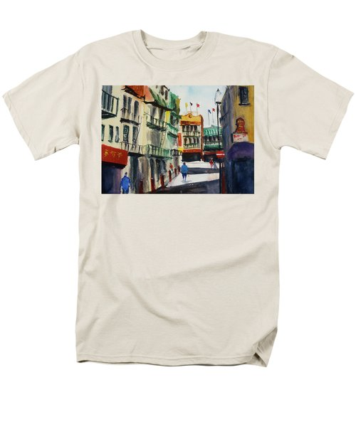 Waverly Place Men's T-Shirt  (Regular Fit) by Tom Simmons