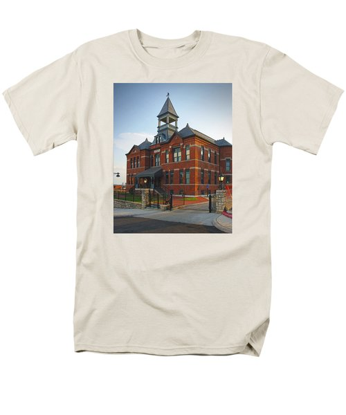 Webster House Men's T-Shirt  (Regular Fit) by Jim Mathis