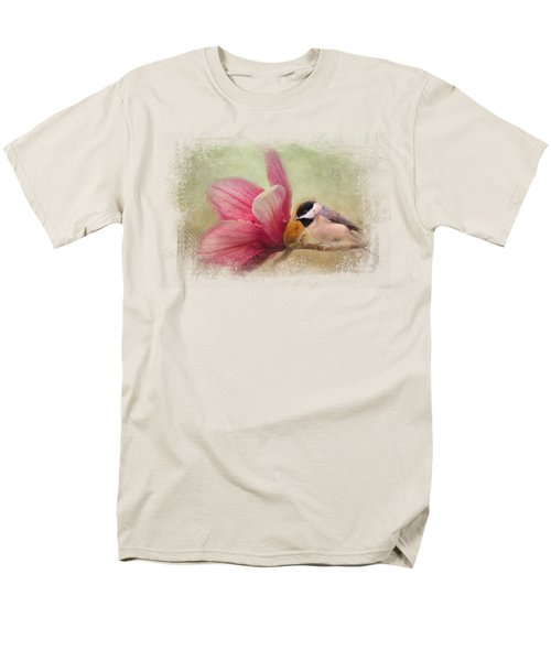 Welcome Spring Men's T-Shirt  (Regular Fit) by Jai Johnson