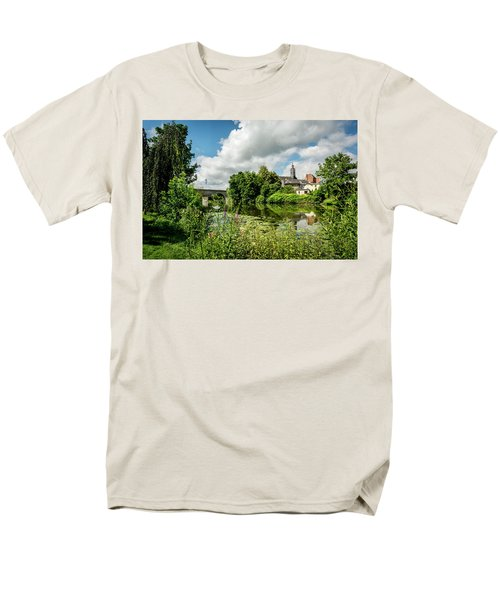 Men's T-Shirt  (Regular Fit) featuring the photograph Wetzlar Germany by David Morefield