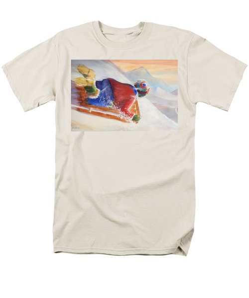 Wheee Men's T-Shirt  (Regular Fit) by Marilyn Jacobson