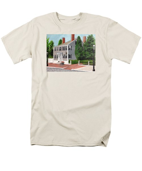 Whistler House Men's T-Shirt  (Regular Fit) by Cynthia Morgan