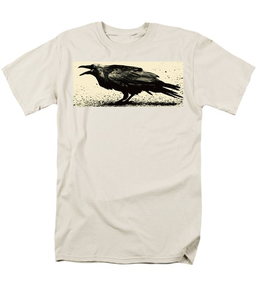 Who Calling Men's T-Shirt  (Regular Fit) by Jerry Cordeiro