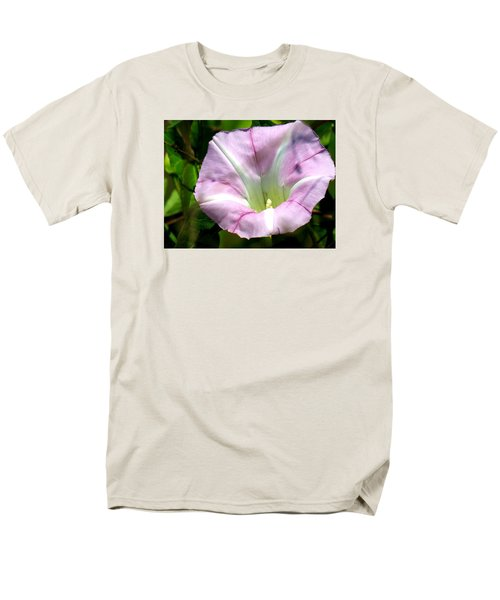 Men's T-Shirt  (Regular Fit) featuring the photograph Wild Morning Glory by Eric Switzer