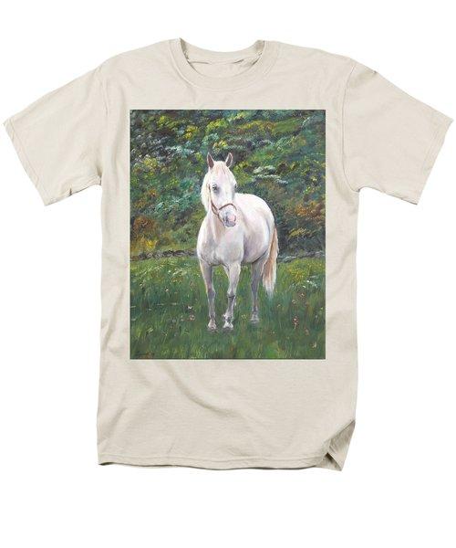 Willow Men's T-Shirt  (Regular Fit) by Elizabeth Lock
