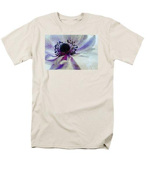Windflower Men's T-Shirt  (Regular Fit) by AugenWerk Susann Serfezi