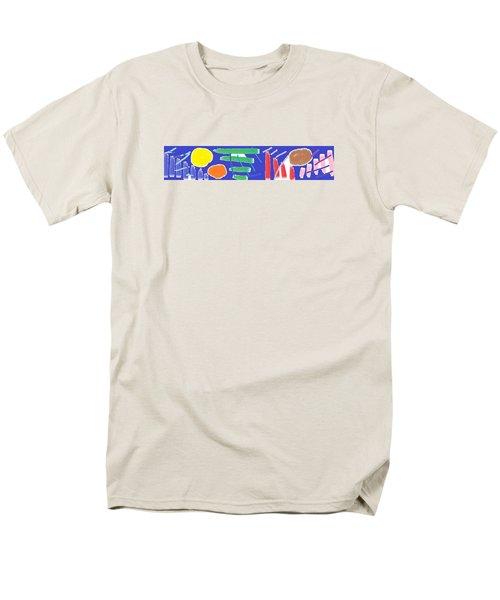 Wish - 36 Men's T-Shirt  (Regular Fit) by Mirfarhad Moghimi