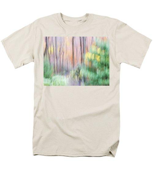 Woodland Hues 2 Men's T-Shirt  (Regular Fit)