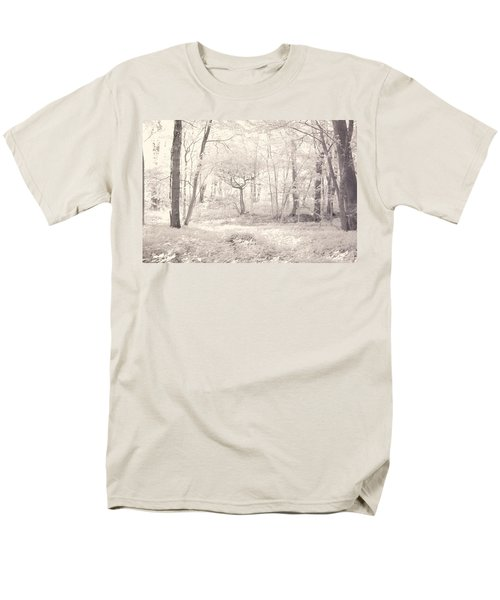 Men's T-Shirt  (Regular Fit) featuring the photograph Woodland by Keith Elliott