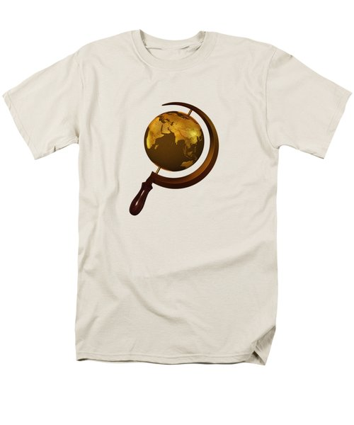 Workers Of The Globe Men's T-Shirt  (Regular Fit) by Nicholas Ely