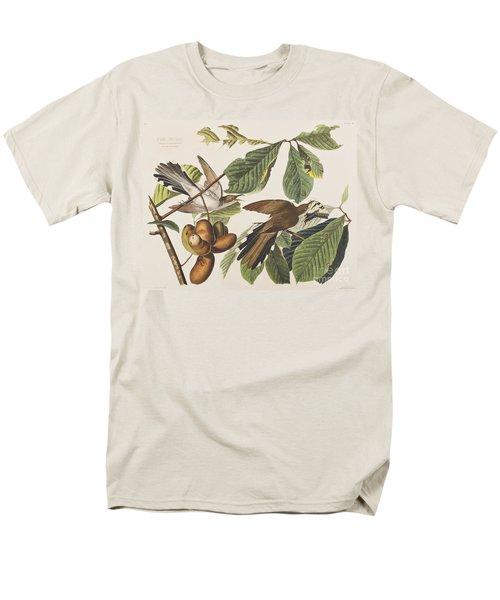 Yellow Billed Cuckoo Men's T-Shirt  (Regular Fit) by John James Audubon
