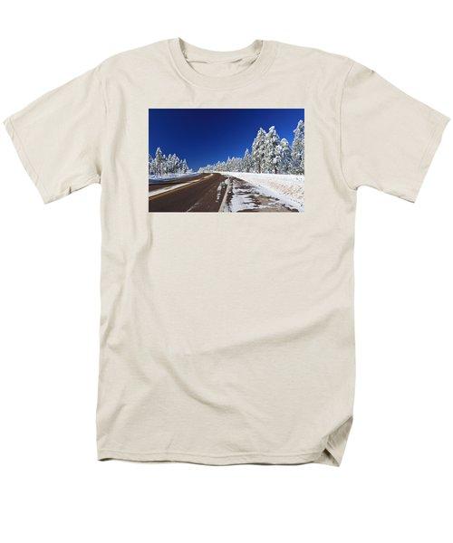 Yes Its Arizona Men's T-Shirt  (Regular Fit) by Gary Kaylor