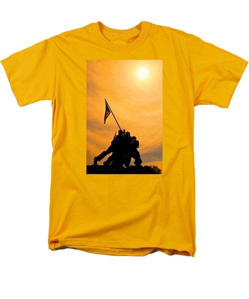 Team Effort Men's T-Shirt  (Regular Fit) by Lawrence Boothby