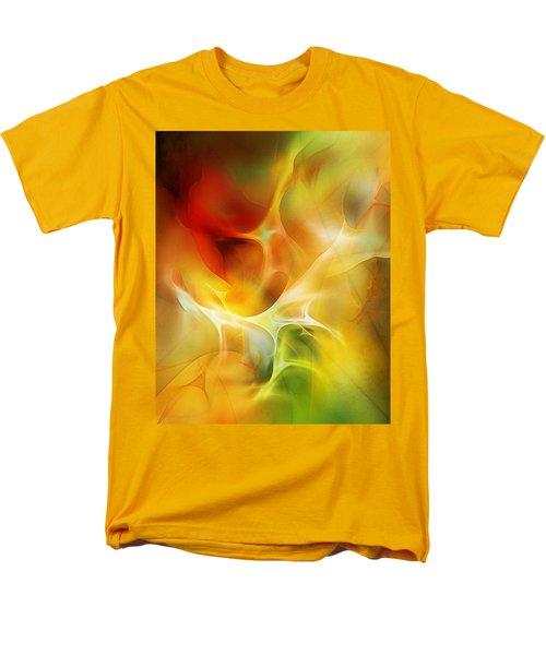 The Heart Of The Matter Men's T-Shirt  (Regular Fit) by David Lane