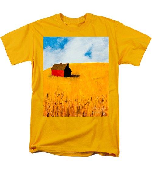 Barn Men's T-Shirt  (Regular Fit) by Stefanie Forck