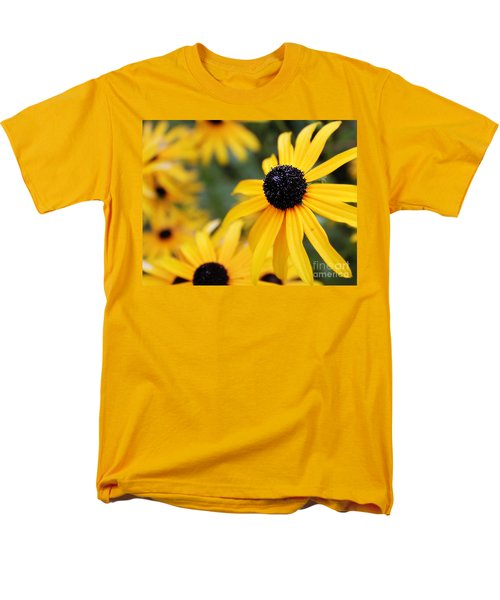 Black Eyed Susan Men's T-Shirt  (Regular Fit)