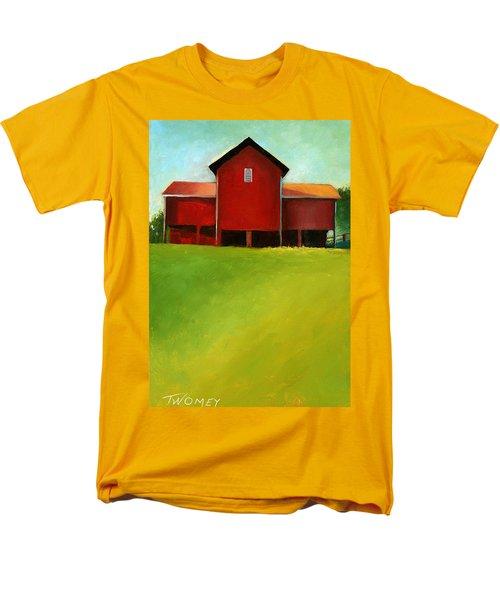 Bleak House Barn 2 Men's T-Shirt  (Regular Fit) by Catherine Twomey