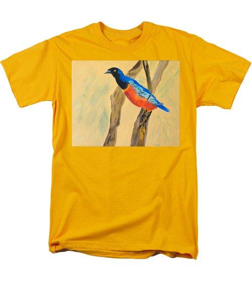 Hawaiian Blues Men's T-Shirt  (Regular Fit) by Meryl Goudey