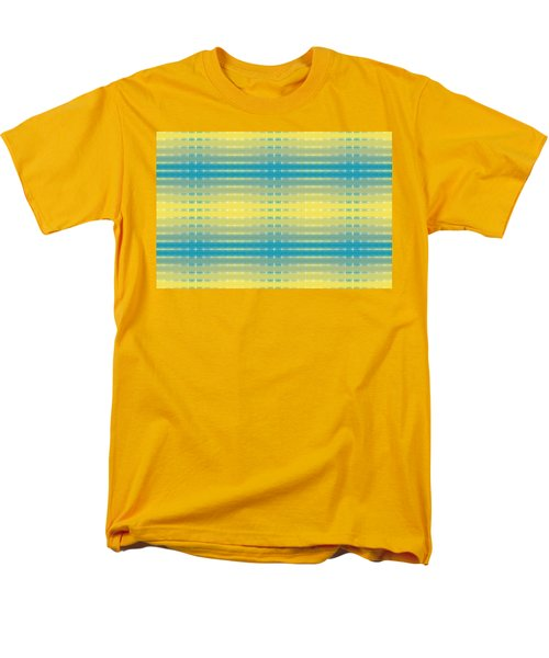 Citrus Warp 3 Men's T-Shirt  (Regular Fit) by Kevin McLaughlin