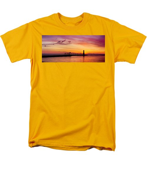 Dawn Of Promise Men's T-Shirt  (Regular Fit)