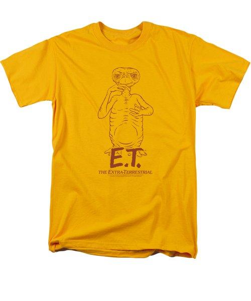 Et - Alien Swag Men's T-Shirt  (Regular Fit) by Brand A