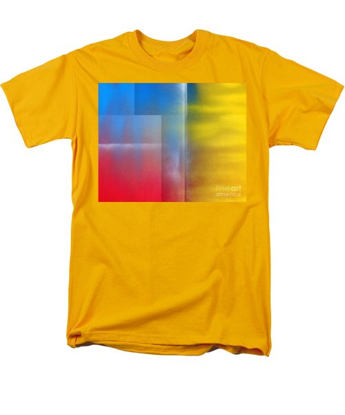 Men's T-Shirt  (Regular Fit) featuring the painting Every Breath You Take by Roz Abellera Art