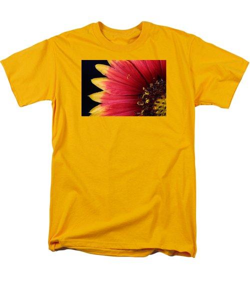 Men's T-Shirt  (Regular Fit) featuring the photograph Fire Spokes by Paul Rebmann