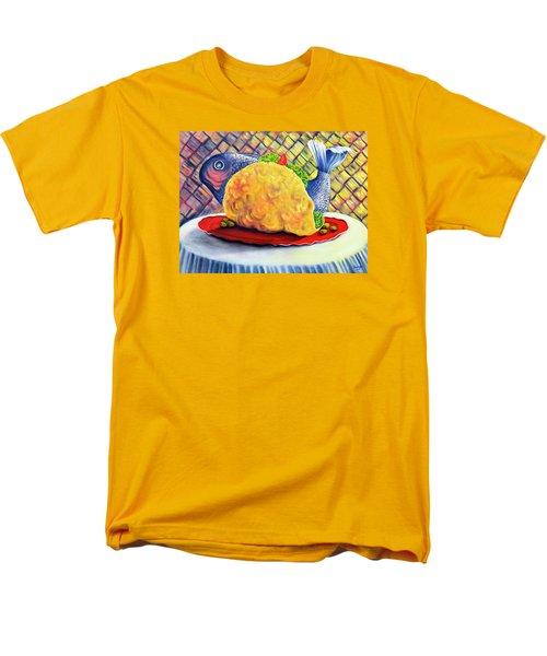 Fish Taco Men's T-Shirt  (Regular Fit)