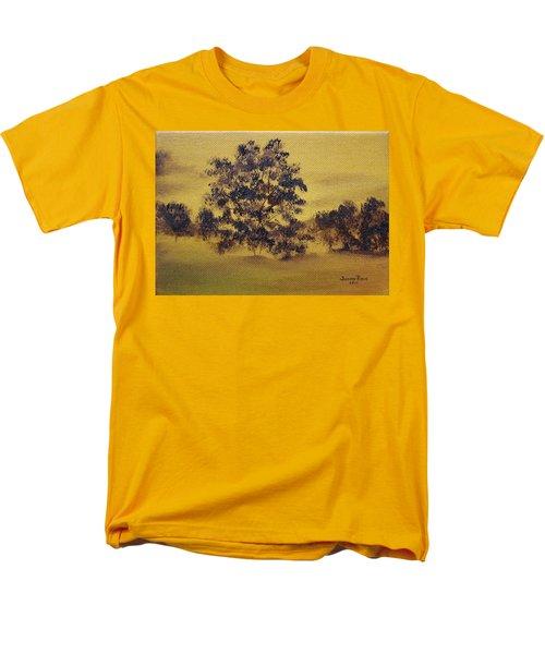 Golden Landscape Men's T-Shirt  (Regular Fit)