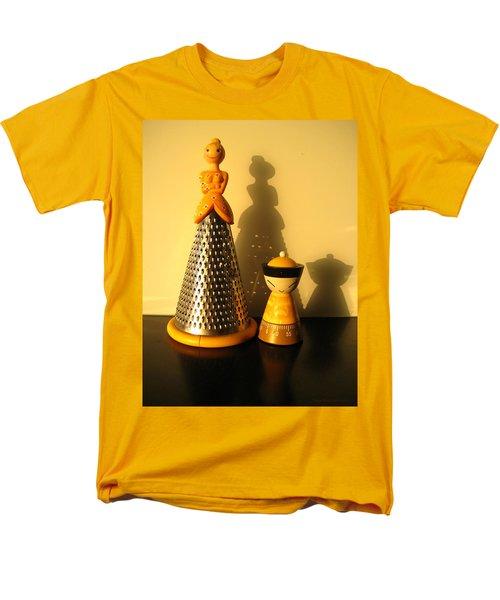 Happy Couple Men's T-Shirt  (Regular Fit) by Leena Pekkalainen