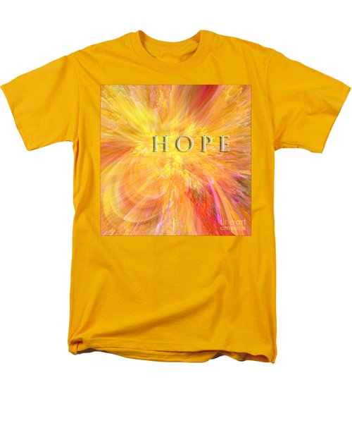 Men's T-Shirt  (Regular Fit) featuring the digital art Hope by Margie Chapman