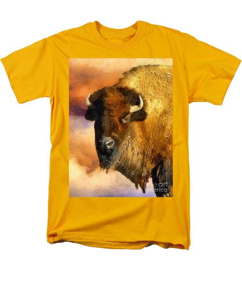 Icon Of The Plains Men's T-Shirt  (Regular Fit) by RC deWinter