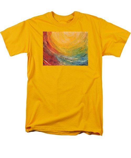 Infinity Men's T-Shirt  (Regular Fit) by Teresa Wegrzyn