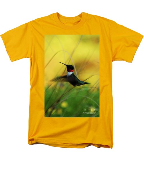 Just Flying Men's T-Shirt  (Regular Fit)