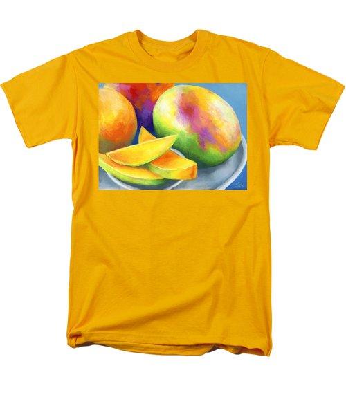 Last Mango In Paris Men's T-Shirt  (Regular Fit) by Stephen Anderson